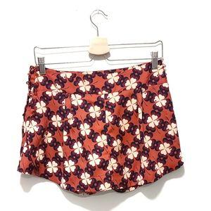 Anthropologie Farm Rio Pink Floral Shorts …